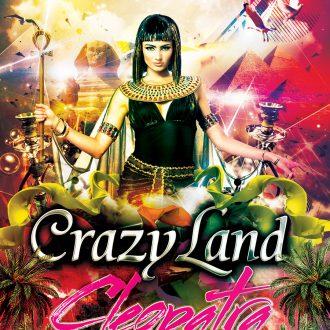 Crazyland - Cleopatra edition